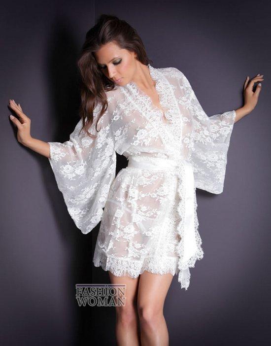 Коллекция свадебного нижнего белья 2012 от Agent Provocateur фото №81