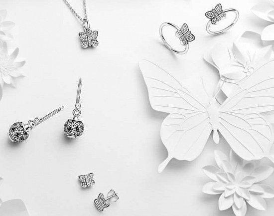 Коллекция украшений Pandora весна 2015 фото №8