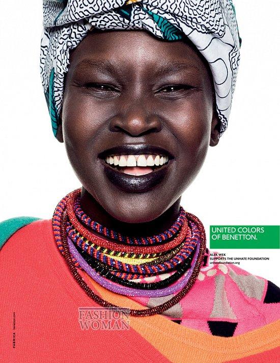 Коллекция United Colors of Benetton весна-лето 2013