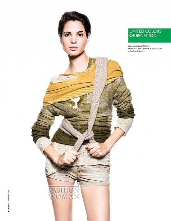 Коллекция United Colors of Benetton весна-лето 2013 фото №12