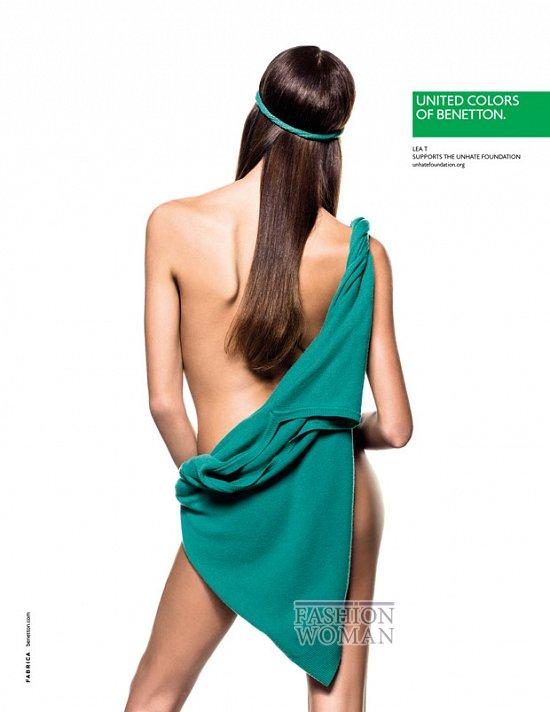 Коллекция United Colors of Benetton весна-лето 2013 фото №16