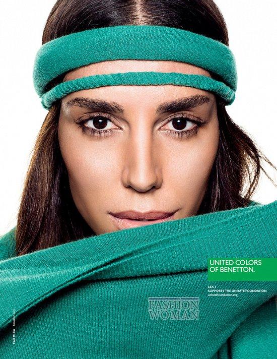 Коллекция United Colors of Benetton весна-лето 2013 фото №17