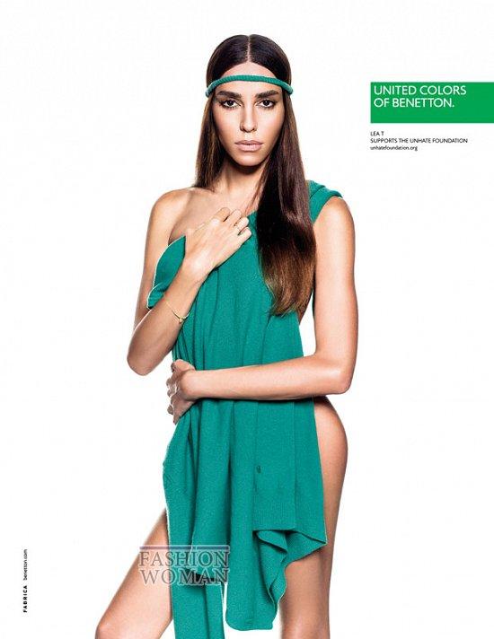Коллекция United Colors of Benetton весна-лето 2013 фото №18