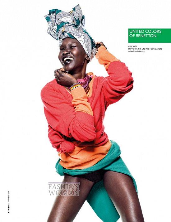 Коллекция United Colors of Benetton весна-лето 2013 фото №3