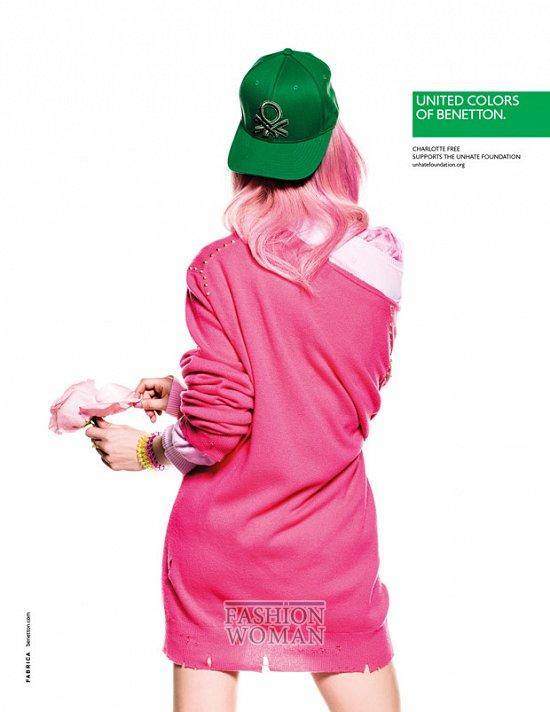 Коллекция United Colors of Benetton весна-лето 2013 фото №4