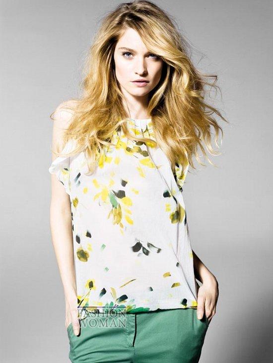 Коллекция United Colors of Benetton весна-лето 2013 фото №47