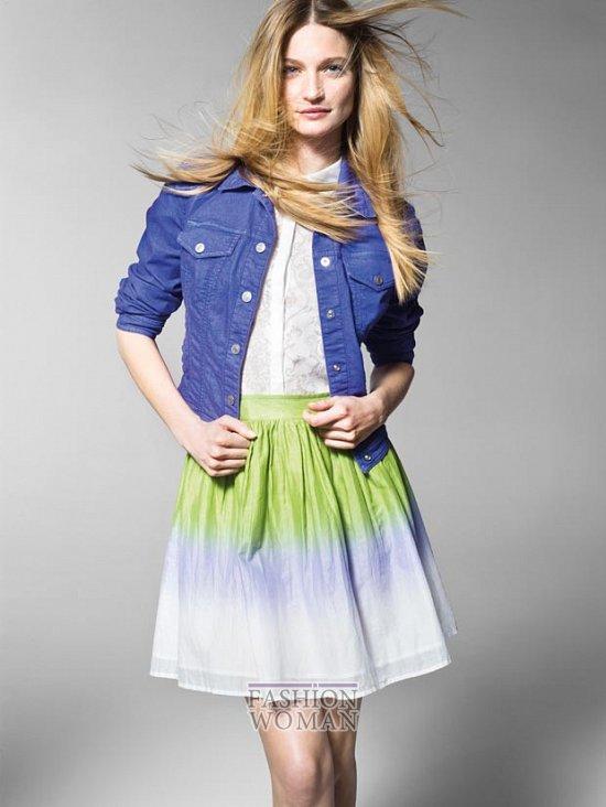 Коллекция United Colors of Benetton весна-лето 2013 фото №50