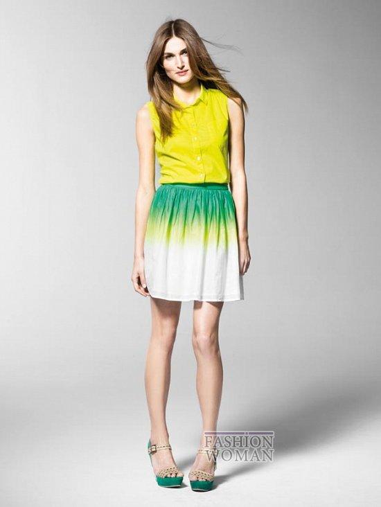 Коллекция United Colors of Benetton весна-лето 2013 фото №51