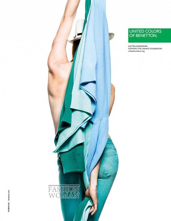 Коллекция United Colors of Benetton весна-лето 2013 фото №7