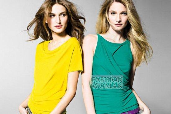 Коллекция United Colors of Benetton весна-лето 2013 фото №69
