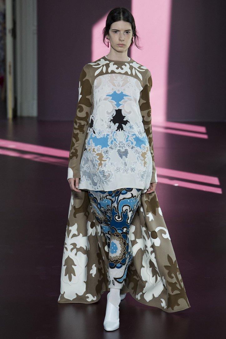 Коллекция Valentino Haute Couture осень-зима 2017-2018 фото №12