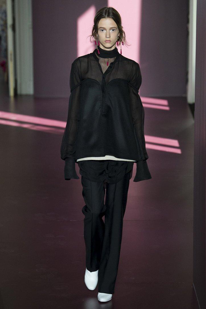 Коллекция Valentino Haute Couture осень-зима 2017-2018 фото №21