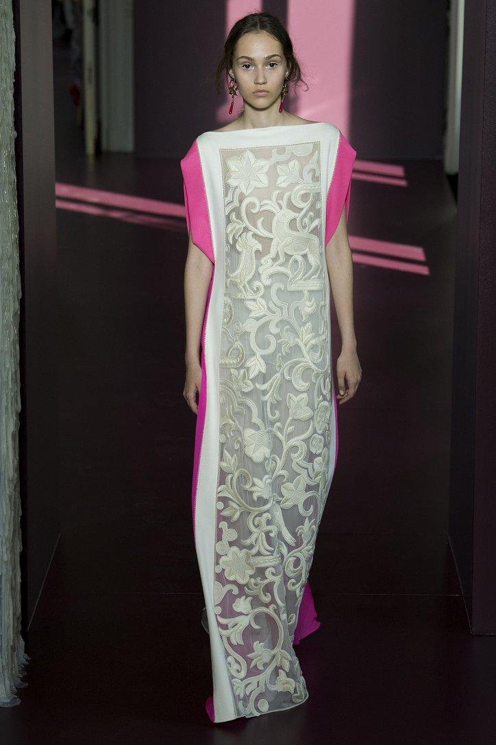 Коллекция Valentino Haute Couture осень-зима 2017-2018 фото №26