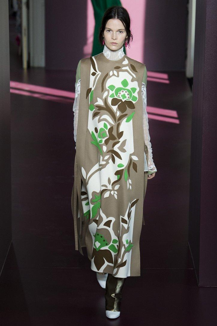 Коллекция Valentino Haute Couture осень-зима 2017-2018 фото №27