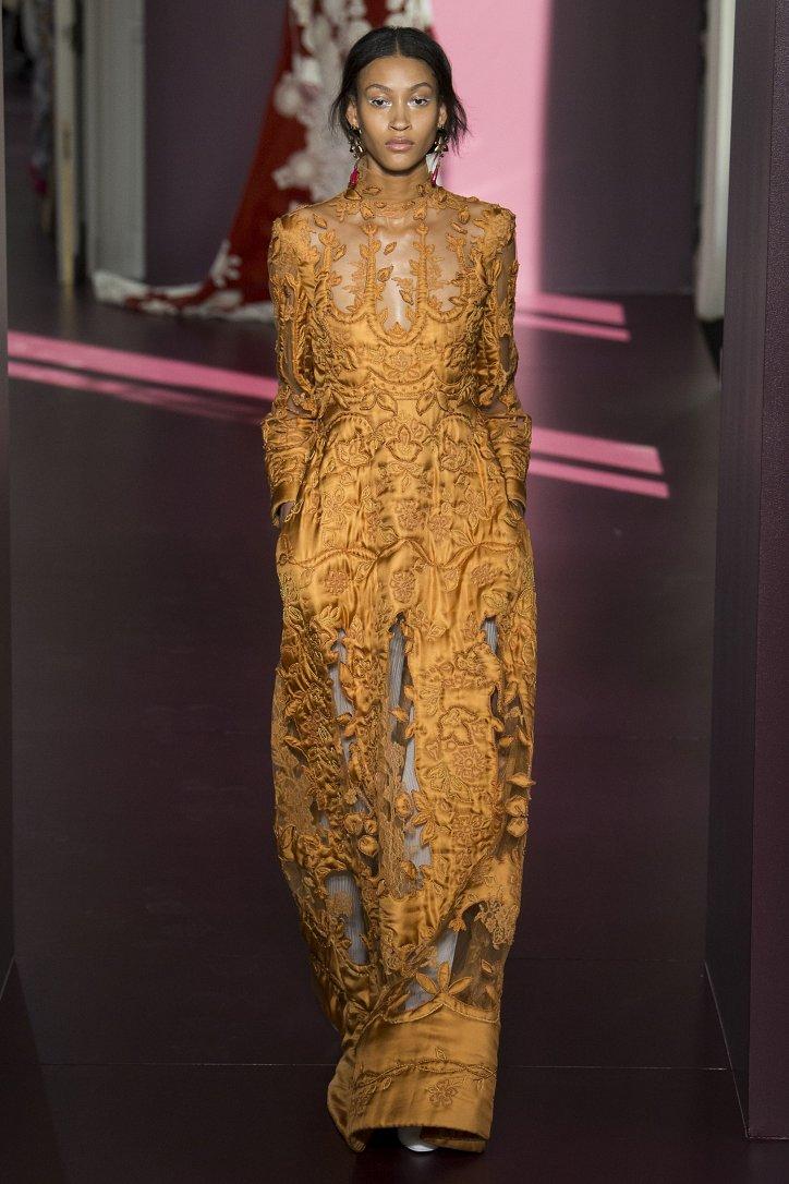 Коллекция Valentino Haute Couture осень-зима 2017-2018 фото №39