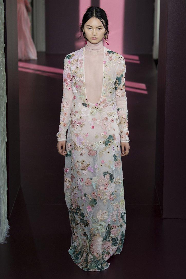 Коллекция Valentino Haute Couture осень-зима 2017-2018 фото №42