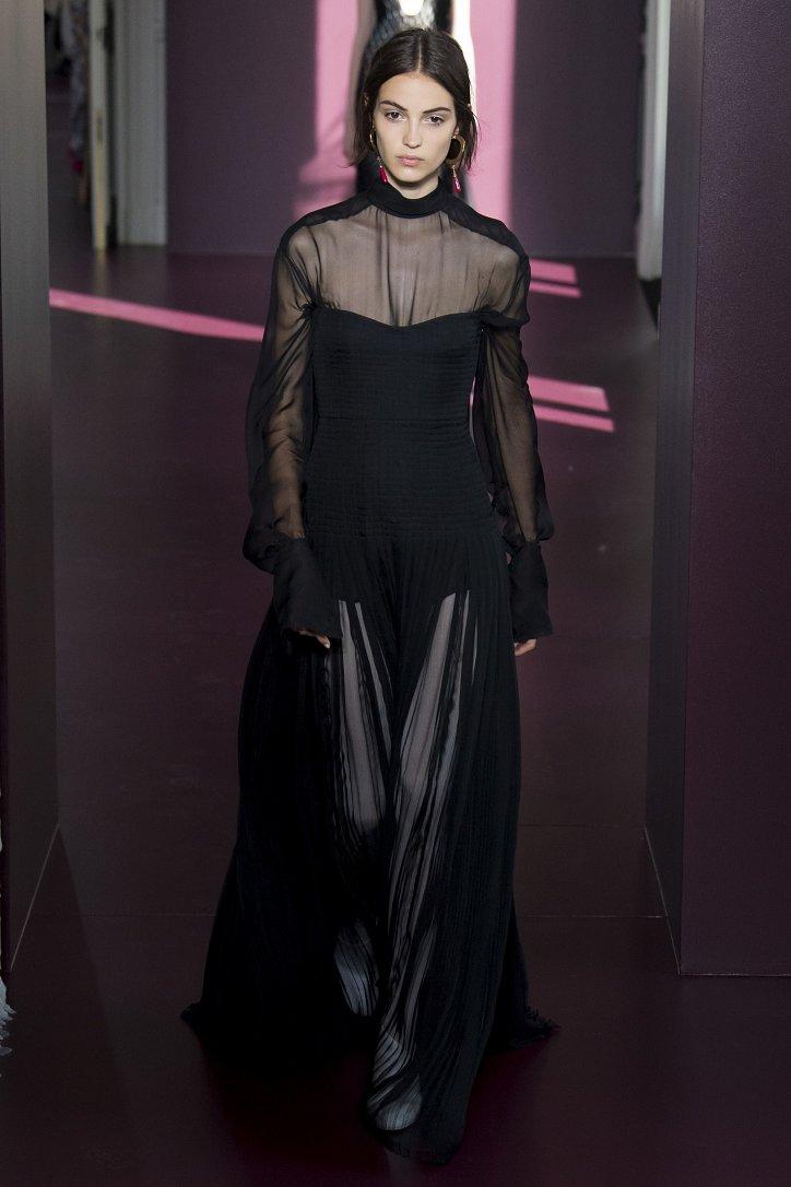 Коллекция Valentino Haute Couture осень-зима 2017-2018 фото №44