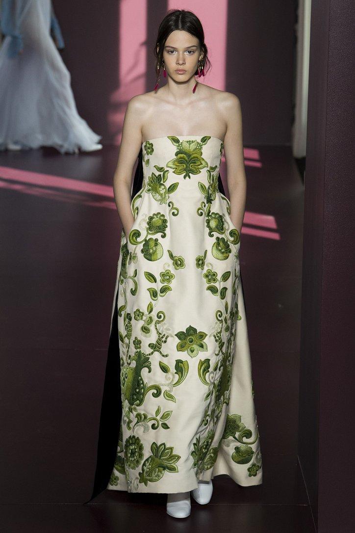 Коллекция Valentino Haute Couture осень-зима 2017-2018 фото №49
