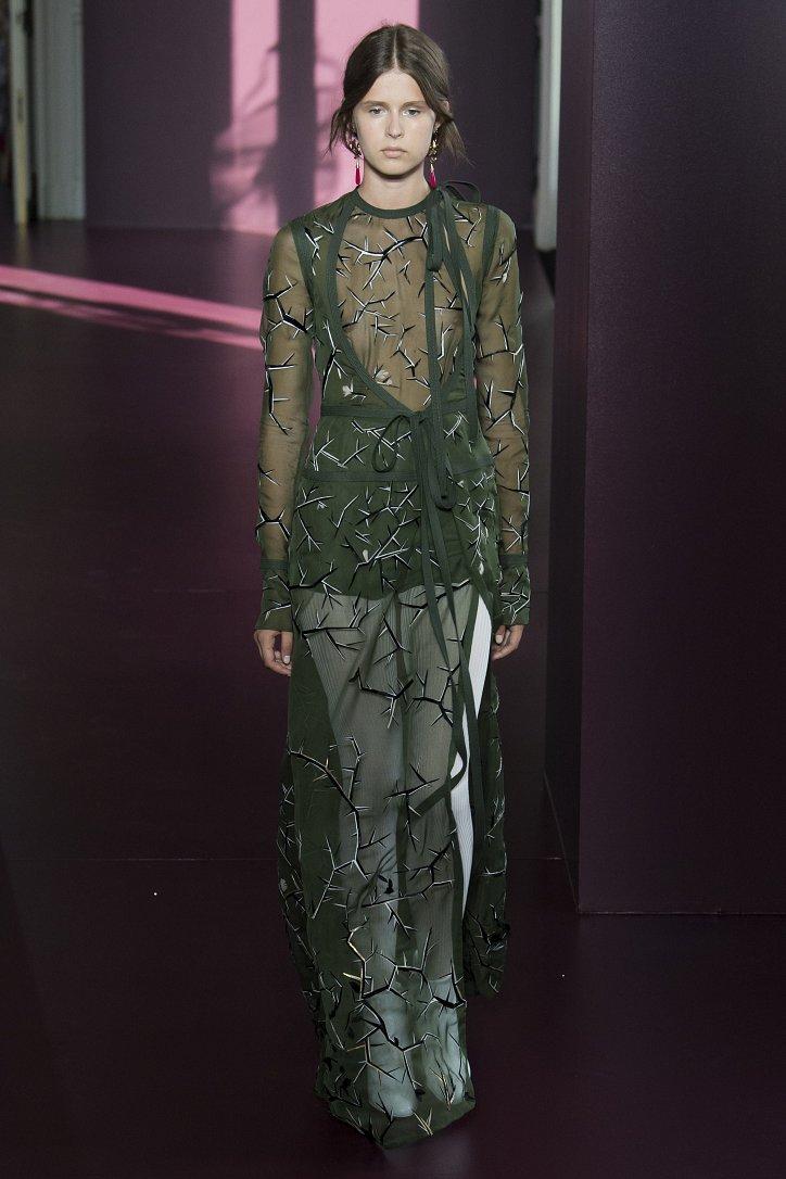 Коллекция Valentino Haute Couture осень-зима 2017-2018 фото №55