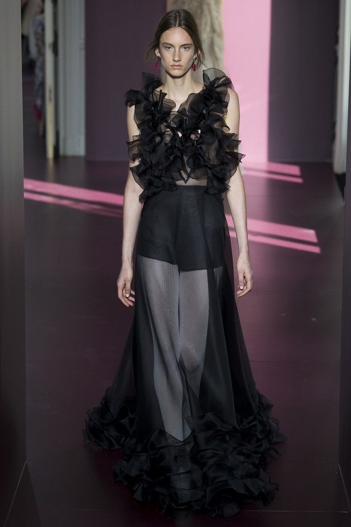 Коллекция Valentino Haute Couture осень-зима 2017-2018 фото №56