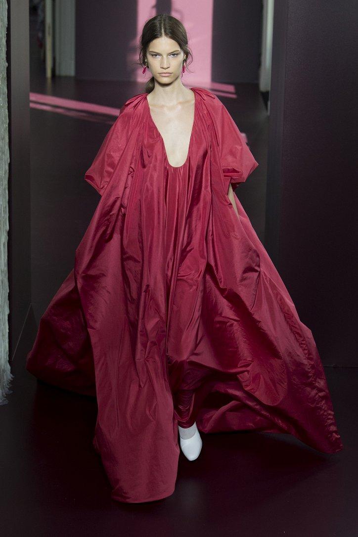 Коллекция Valentino Haute Couture осень-зима 2017-2018 фото №60