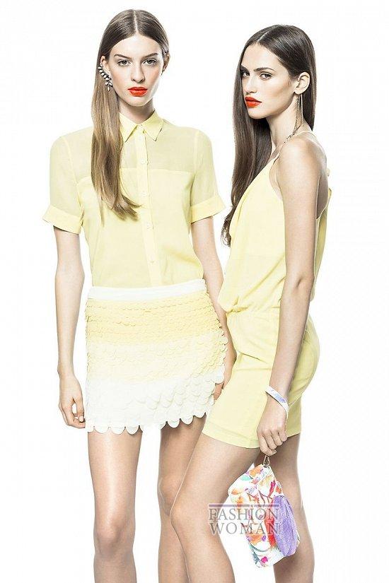 Коллекция вечерней одежды Patrizia Pepe весна-лето 2014 фото №8