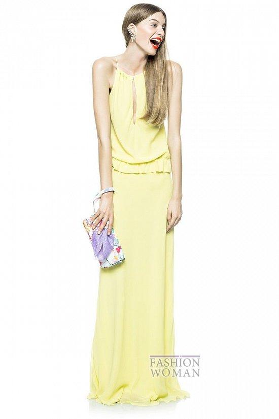 Коллекция вечерней одежды Patrizia Pepe весна-лето 2014 фото №10
