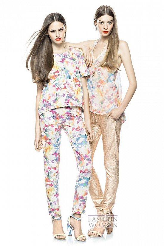 Коллекция вечерней одежды Patrizia Pepe весна-лето 2014 фото №12