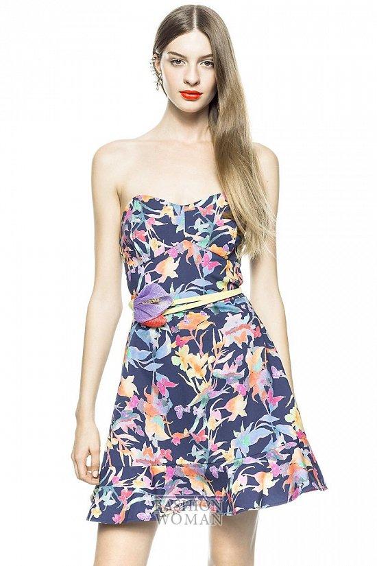 Коллекция вечерней одежды Patrizia Pepe весна-лето 2014 фото №16