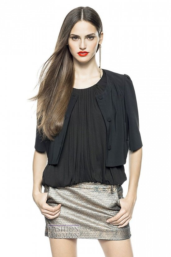 Коллекция вечерней одежды Patrizia Pepe весна-лето 2014 фото №17