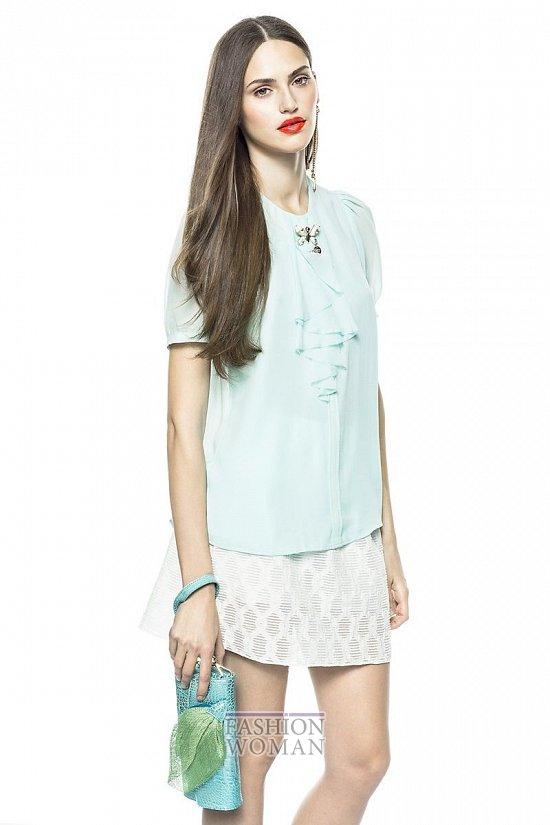Коллекция вечерней одежды Patrizia Pepe весна-лето 2014 фото №20
