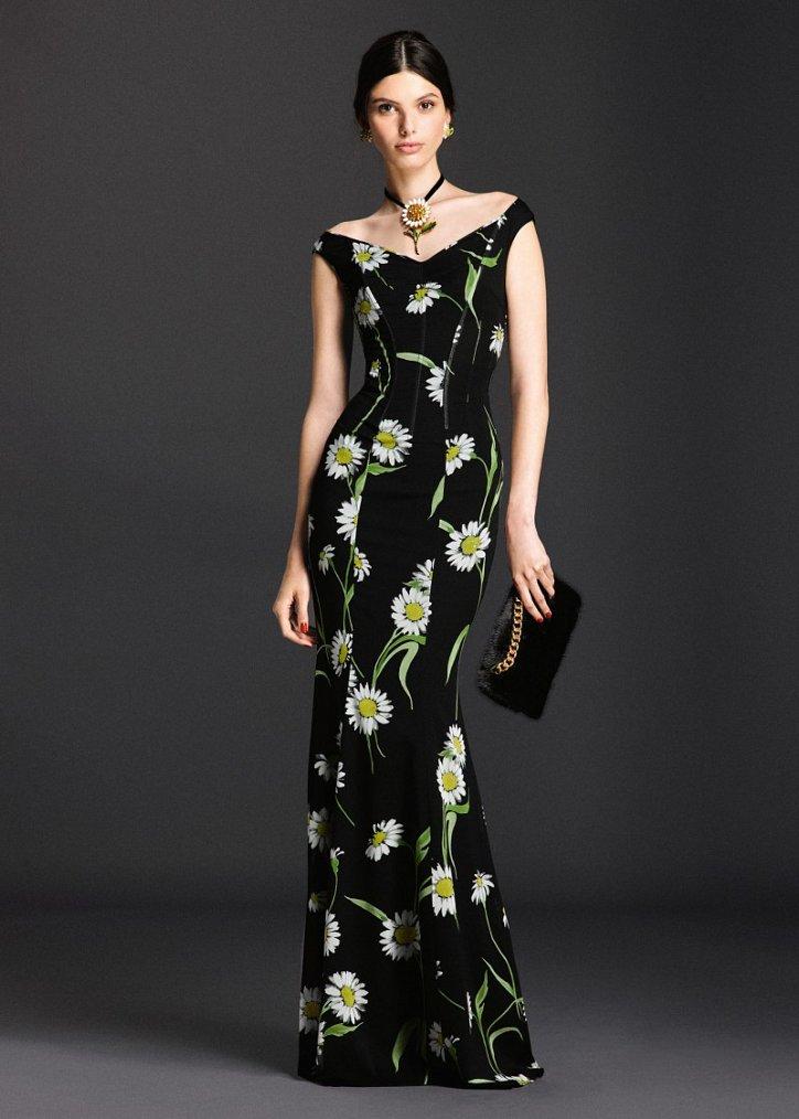 Коллекция вечерних платьев Dolce  фото №8