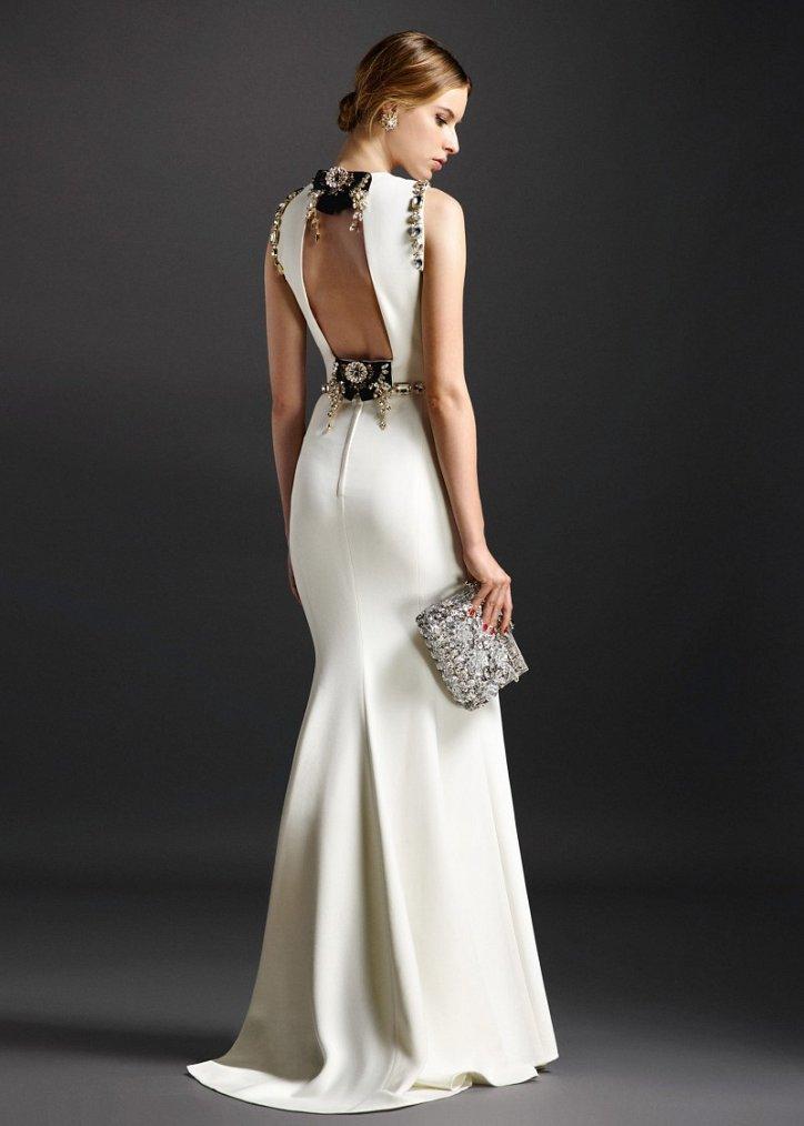 Коллекция вечерних платьев Dolce  фото №12