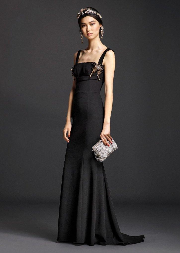 Коллекция вечерних платьев Dolce  фото №13