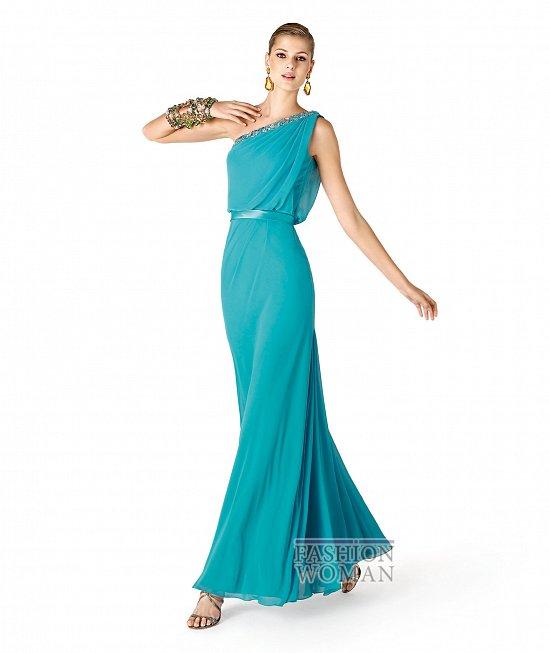 Коллекция вечерних платьев La Sposa 2014 фото №2