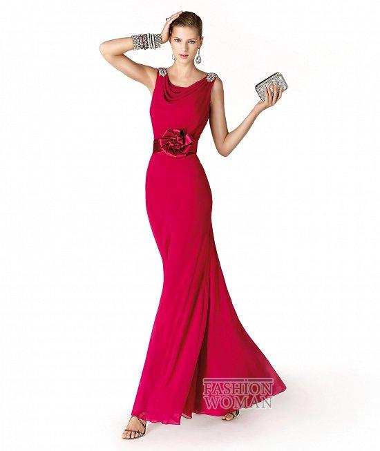 Коллекция вечерних платьев La Sposa 2014 фото №6