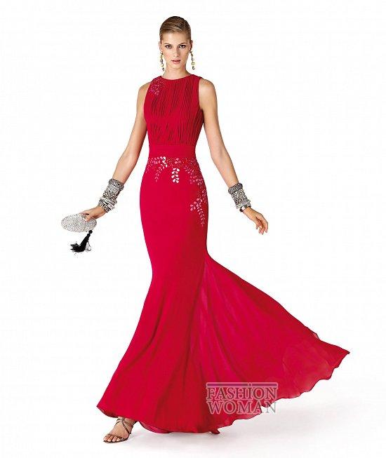 Коллекция вечерних платьев La Sposa 2014 фото №7