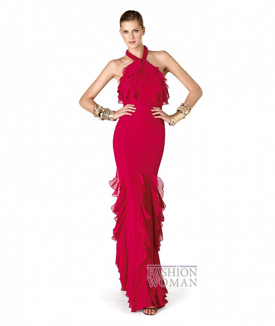 Коллекция вечерних платьев La Sposa 2014 фото №9
