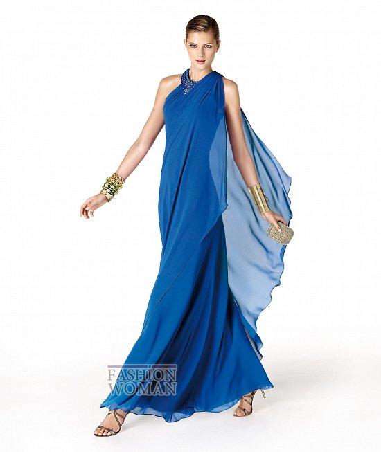 Коллекция вечерних платьев La Sposa 2014 фото №15