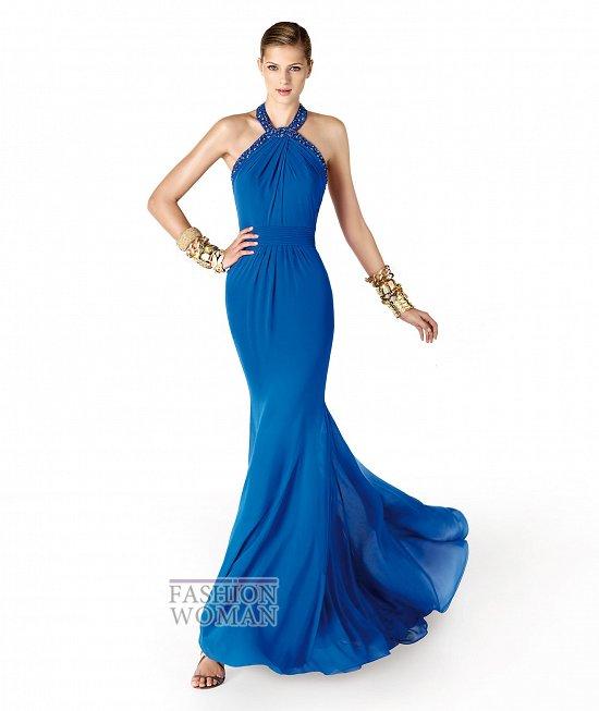 Коллекция вечерних платьев La Sposa 2014 фото №16