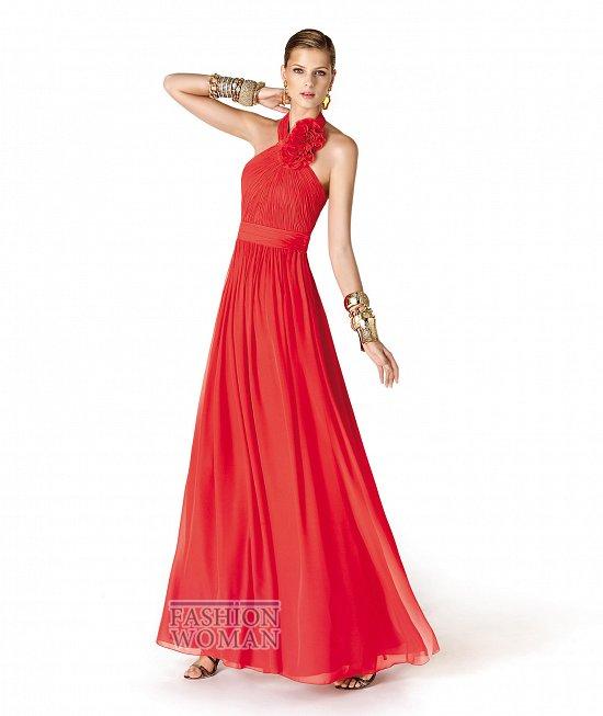 Коллекция вечерних платьев La Sposa 2014 фото №17