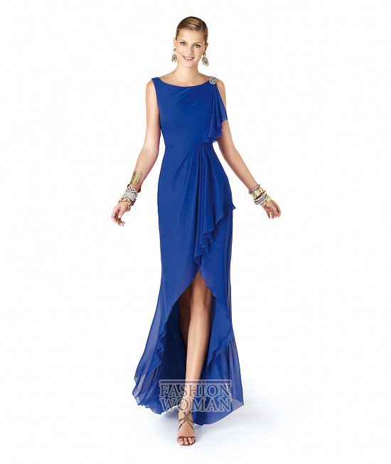 Коллекция вечерних платьев La Sposa 2014 фото №21