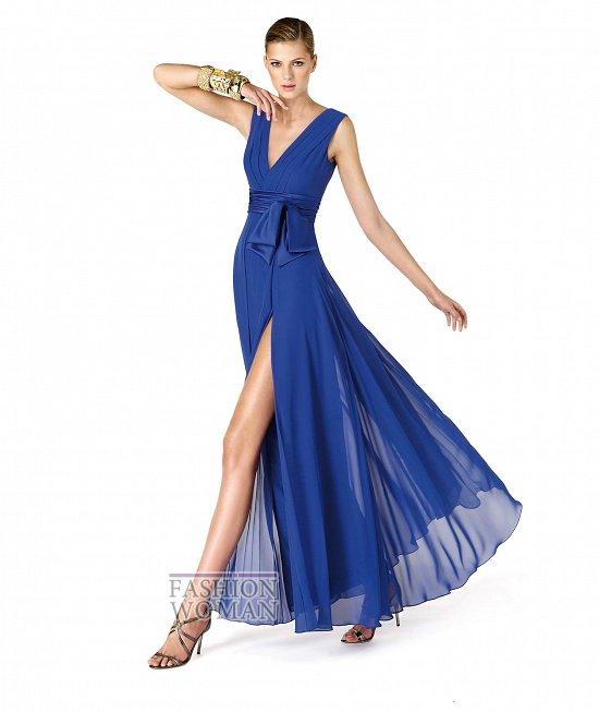 Коллекция вечерних платьев La Sposa 2014 фото №22