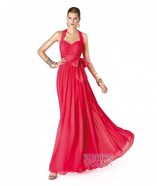 Коллекция вечерних платьев La Sposa 2014 фото №24