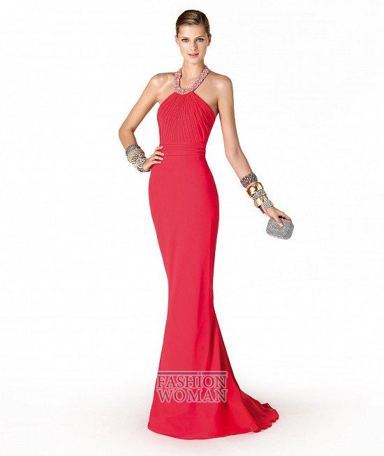 Коллекция вечерних платьев La Sposa 2014 фото №26