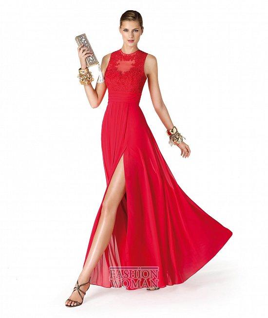 Коллекция вечерних платьев La Sposa 2014 фото №27