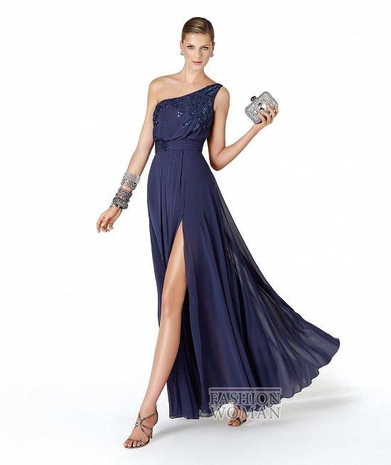 Коллекция вечерних платьев La Sposa 2014 фото №29