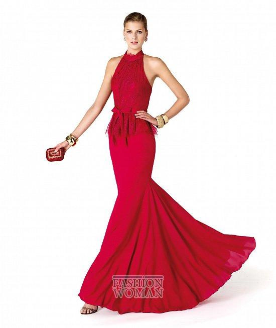 Коллекция вечерних платьев La Sposa 2014 фото №32