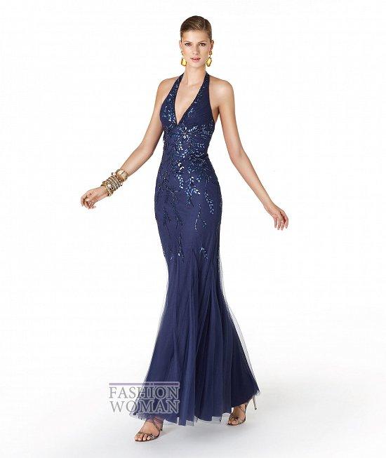 Коллекция вечерних платьев La Sposa 2014 фото №42