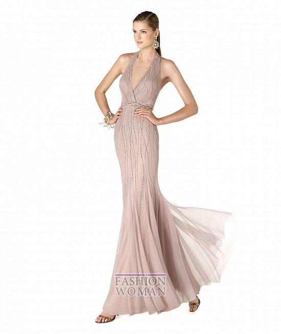 Коллекция вечерних платьев La Sposa 2014 фото №43